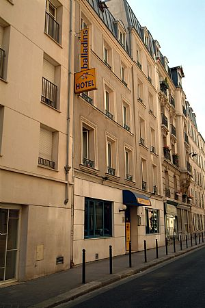 Hotel paris pas cher discount hotels paris hotels for Hotel pas cher paris 14