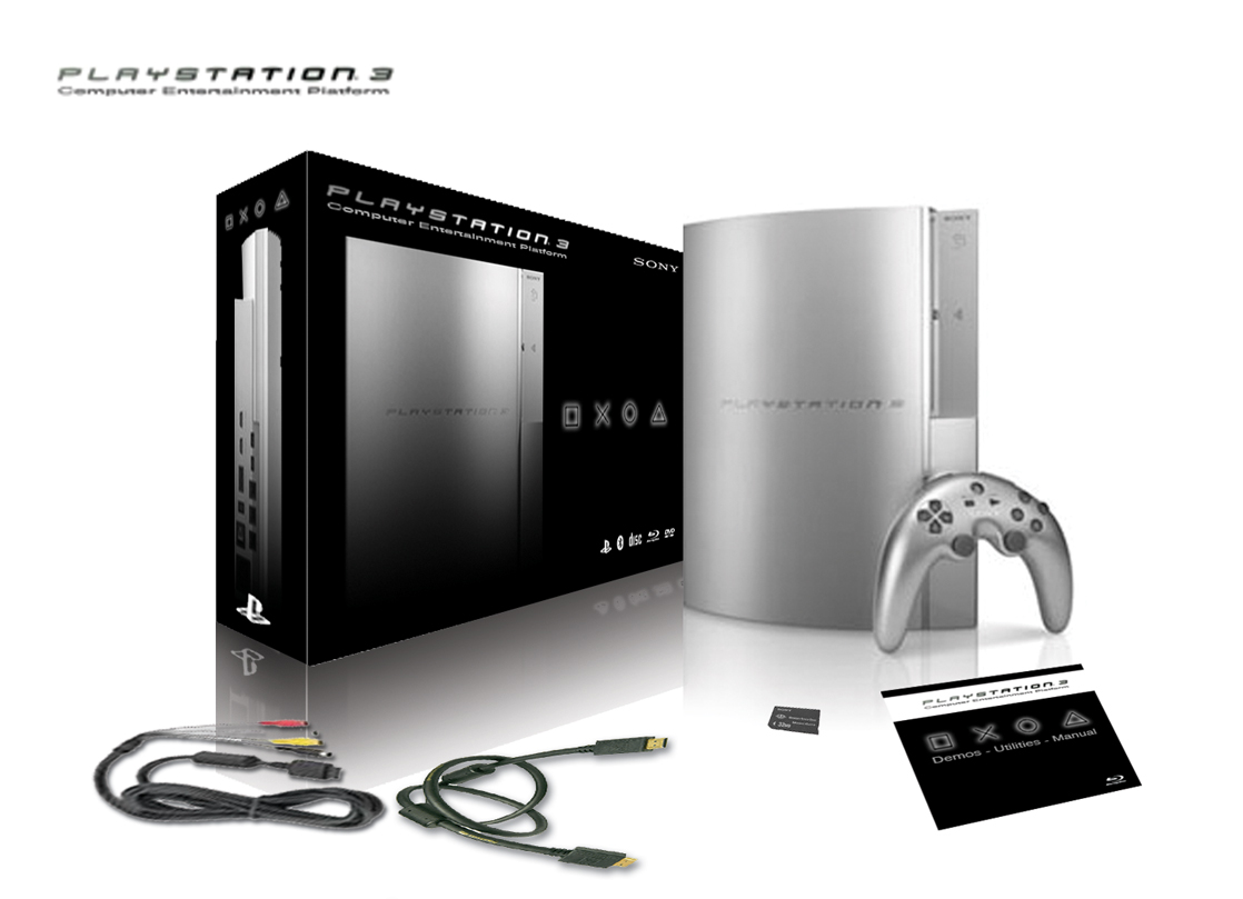 PS3 SONY playstation 3